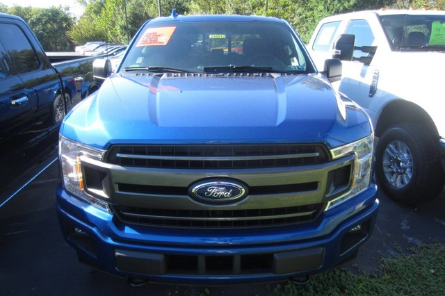 2018 F-150 Super Cab 4x4, Pickup #218012T - photo 3
