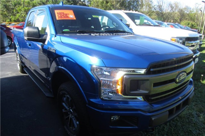 2018 F-150 Super Cab 4x4,  Pickup #218012T - photo 4
