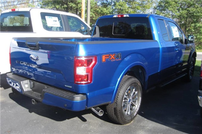 2018 F-150 Super Cab 4x4, Pickup #218012T - photo 5
