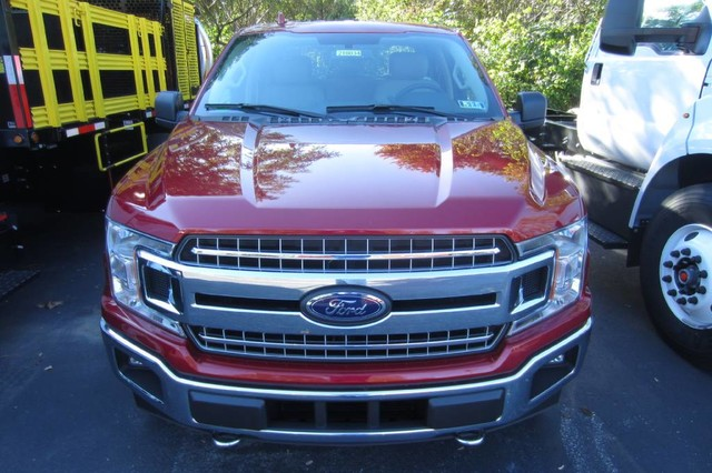 2018 F-150 SuperCrew Cab 4x4,  Pickup #218034T - photo 3