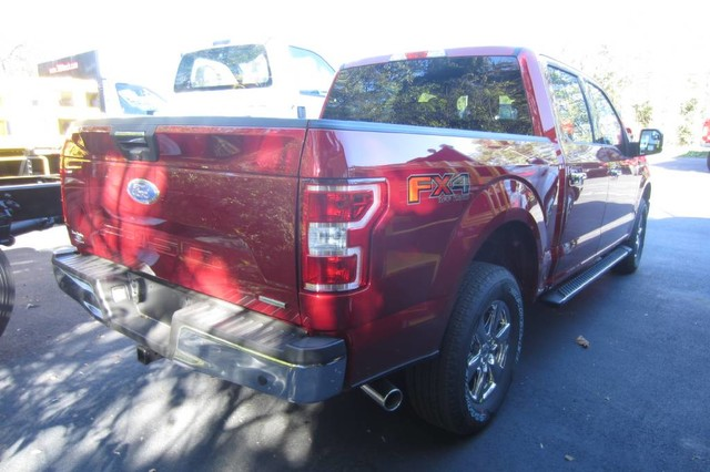 2018 F-150 SuperCrew Cab 4x4,  Pickup #218034T - photo 5