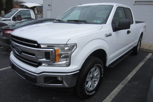 2018 F-150 Super Cab 4x4, Pickup #218083T - photo 1