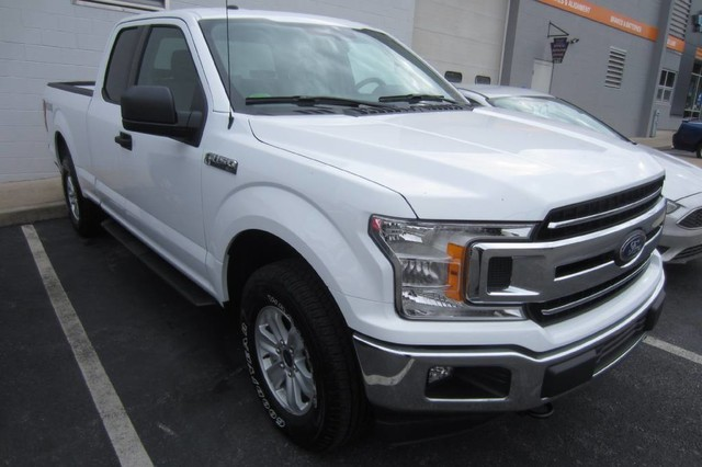 2018 F-150 Super Cab 4x4, Pickup #218083T - photo 4