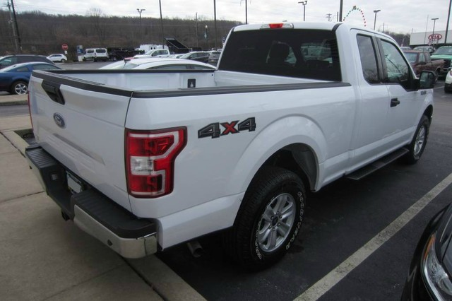 2018 F-150 Super Cab 4x4, Pickup #218083T - photo 5