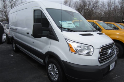2018 Transit 250 Med Roof,  Empty Cargo Van #218217T - photo 4