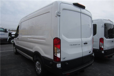 2018 Transit 250 Med Roof,  Empty Cargo Van #218217T - photo 2