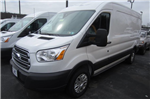2018 Transit 250 Med Roof,  Empty Cargo Van #218217T - photo 1