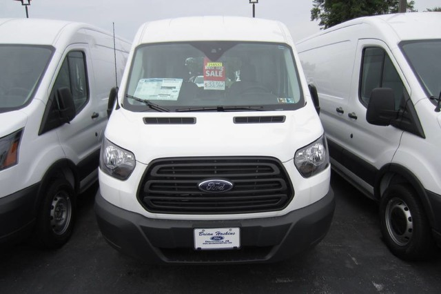 2018 Transit 250 Med Roof 4x2,  Empty Cargo Van #218537T - photo 4