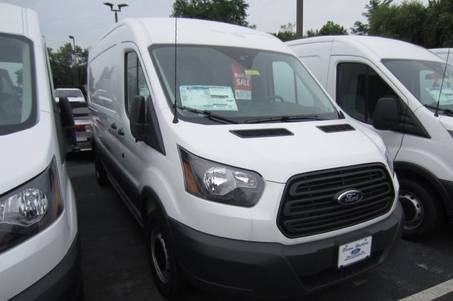 2018 Transit 250 Med Roof 4x2,  Empty Cargo Van #218537T - photo 5