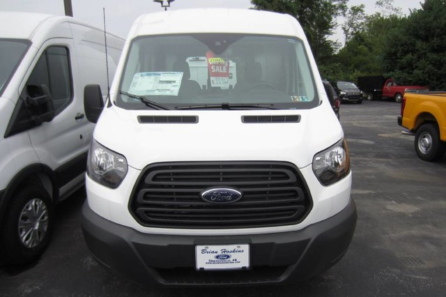 2018 Transit 250 Med Roof 4x2,  Empty Cargo Van #218607T - photo 3