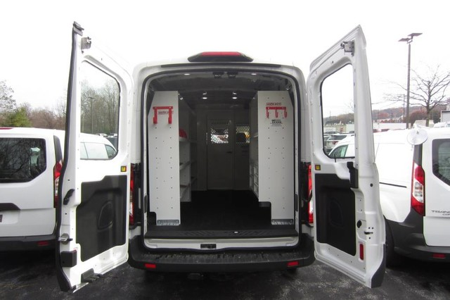 2018 Transit 250 Med Roof 4x2,  Weather Guard Upfitted Cargo Van #218607T - photo 2