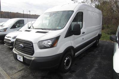 2018 Transit 250 Med Roof 4x2,  Weather Guard Upfitted Cargo Van #218607T - photo 1