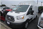 2018 Transit 350 4x2,  Reading Aluminum CSV Service Utility Van #218646T - photo 1
