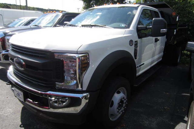 2018 F-450 Super Cab DRW 4x4,  Monroe Dump Body #218665T - photo 3