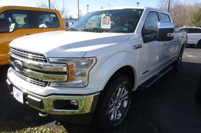 2018 F-150 SuperCrew Cab 4x4,  Pickup #218674T - photo 1