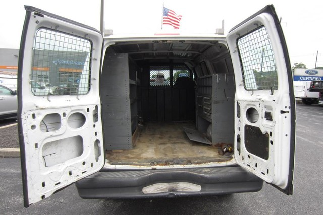 2003 E-350 4x2,  Upfitted Cargo Van #218702A - photo 3