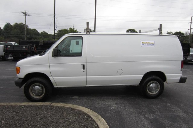 2003 E-350 4x2,  Upfitted Cargo Van #218702A - photo 6