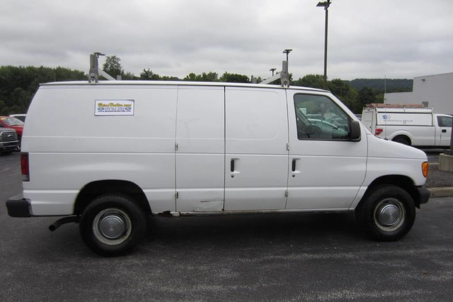 2003 E-350 4x2,  Upfitted Cargo Van #218702A - photo 9