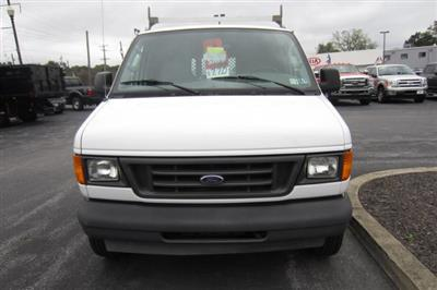 2003 E-350 4x2,  Upfitted Cargo Van #218702A - photo 4