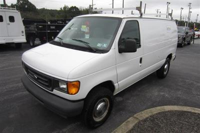 2003 E-350 4x2,  Upfitted Cargo Van #218702A - photo 5