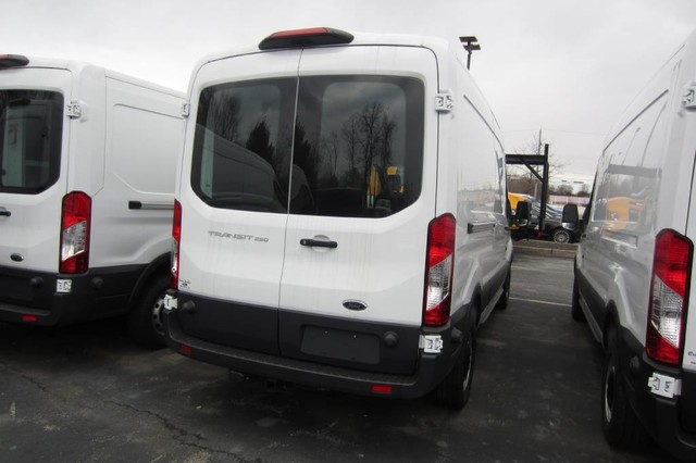 2018 Transit 250 Med Roof 4x2,  Empty Cargo Van #218705T - photo 5
