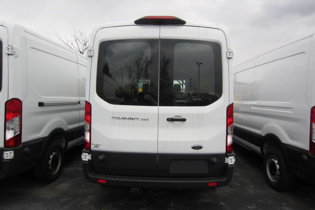 2018 Transit 250 Med Roof 4x2,  Empty Cargo Van #218705T - photo 6