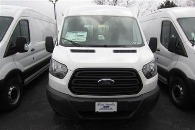 2018 Transit 250 Med Roof 4x2,  Empty Cargo Van #218705T - photo 3