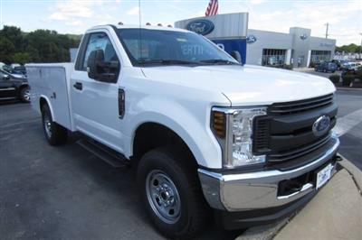 2018 F-350 Regular Cab 4x4,  Reading Classic II Steel Service Body #218722T - photo 3