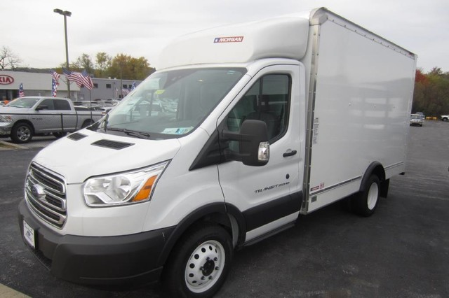 2018 Transit 350 HD DRW 4x2,  Morgan Mini-Mover Cutaway Van #218782T - photo 3
