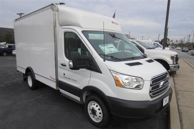 2018 Transit 350 HD DRW 4x2,  Morgan Mini-Mover Cutaway Van #218782T - photo 1