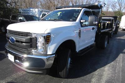 2019 F-350 Regular Cab DRW 4x4,  Air-Flo Pro-Class Dump Body #219167T - photo 1