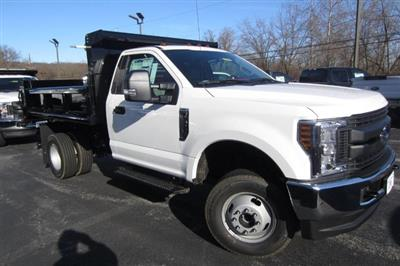 2019 F-350 Regular Cab DRW 4x4,  Air-Flo Pro-Class Dump Body #219167T - photo 3