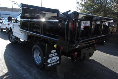 2019 F-350 Regular Cab DRW 4x4,  Air-Flo Pro-Class Dump Body #219167T - photo 2