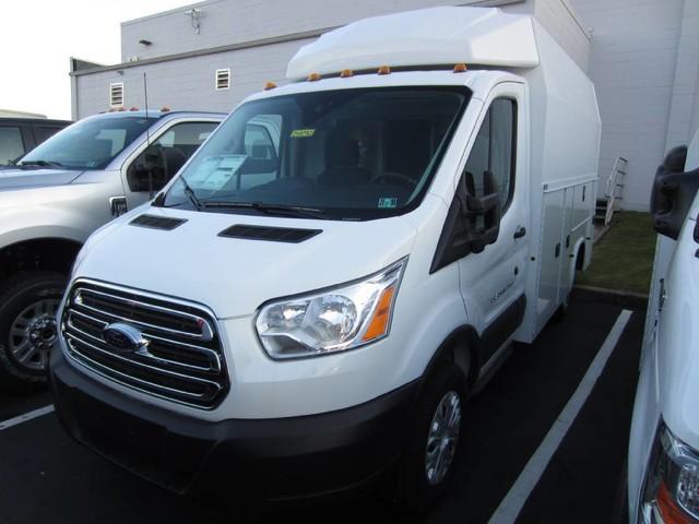 2019 Ford Transit 350 4x2, Knapheide Service Utility Van #219752T - photo 1