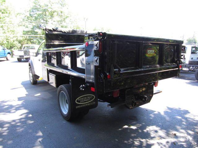 2020 Ford F-550 Regular Cab DRW 4x4, Galion Dump Body #220177T - photo 1