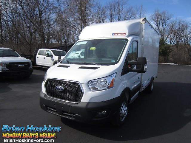 2020 Ford Transit 350 HD DRW 4x2, Morgan Cutaway Van #220700T - photo 1