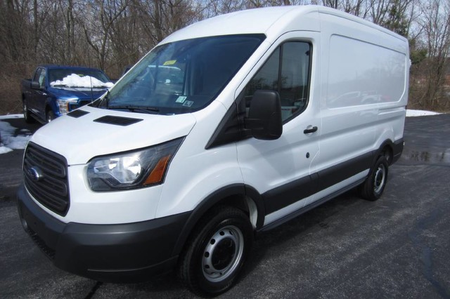 2017 Transit 250 Med Roof 4x2,  Empty Cargo Van #9292P - photo 4
