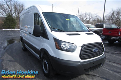 2017 Transit 250 Med Roof,  Empty Cargo Van #9292P - photo 1