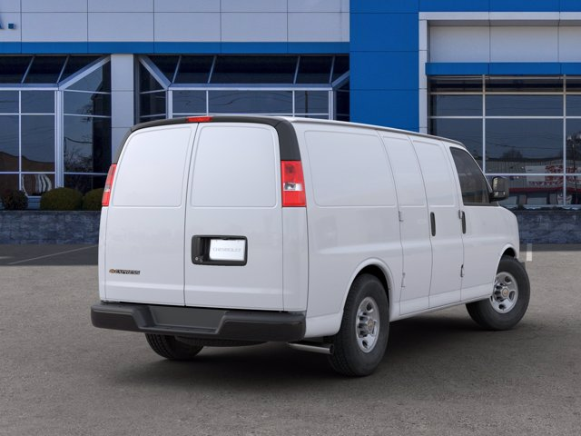 2020 Chevrolet Express 3500 4x2, Empty Cargo Van #06764 - photo 1