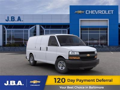 2020 Chevrolet Express 3500 4x2, Empty Cargo Van #06778 - photo 1
