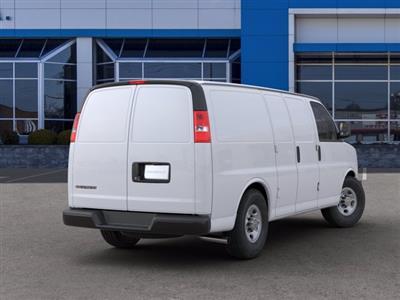 2020 Chevrolet Express 3500 4x2, Empty Cargo Van #06778 - photo 2