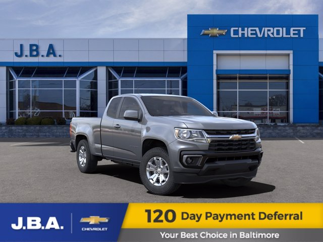 2021 Chevrolet Colorado Extended Cab 4x2, Pickup #15304 - photo 1