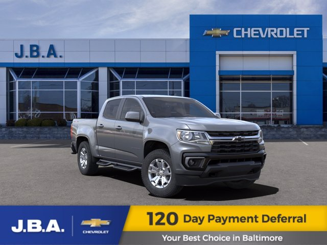 2021 Chevrolet Colorado Crew Cab 4x4, Pickup #15608 - photo 1