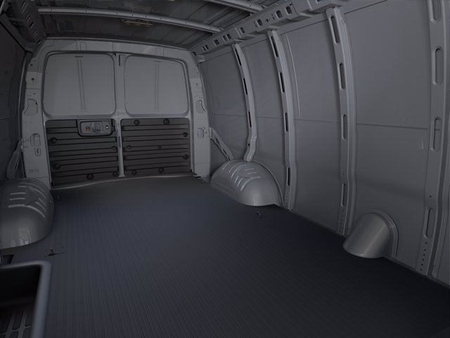2021 Chevrolet Express 3500 4x2, Empty Cargo Van #15411 - photo 2