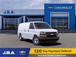 2021 Chevrolet Express 3500 4x2, Empty Cargo Van #15411 - photo 1