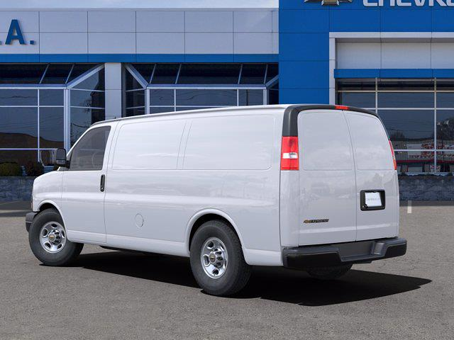 2021 Chevrolet Express 2500 4x2, Empty Cargo Van #15538 - photo 4
