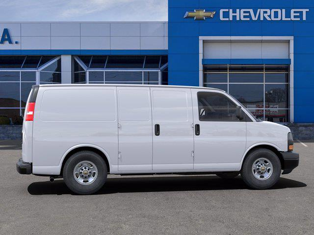 2021 Chevrolet Express 2500 4x2, Empty Cargo Van #15538 - photo 5
