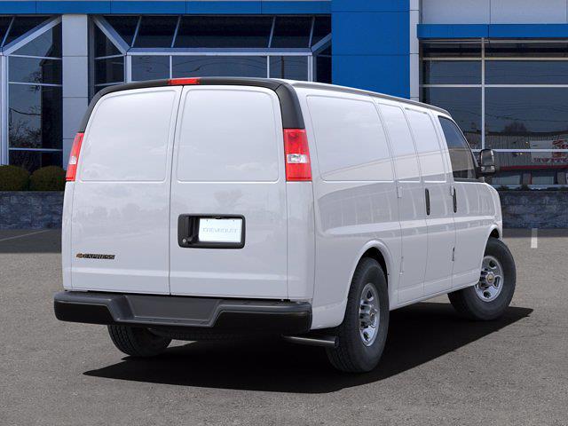 2021 Chevrolet Express 3500 4x2, Empty Cargo Van #15551 - photo 2