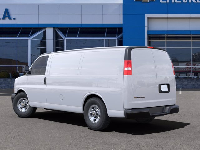2021 Chevrolet Express 3500 4x2, Empty Cargo Van #15552 - photo 4