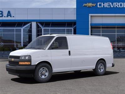 2021 Chevrolet Express 3500 4x2, Empty Cargo Van #15552 - photo 3